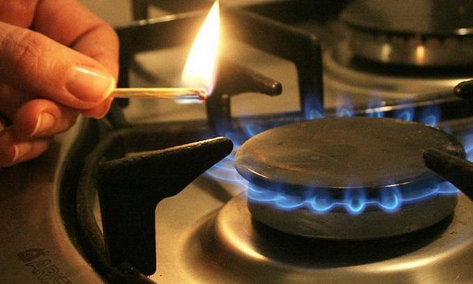 Нові газові ціни