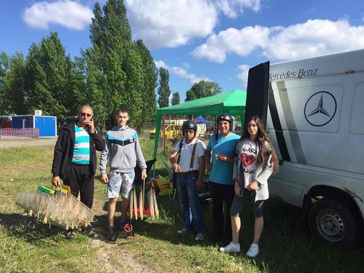 Закарпатець зайняв третє місце серед юніорів у міжнародних змаганннях з авіамоделювання «Київське небо 2017»