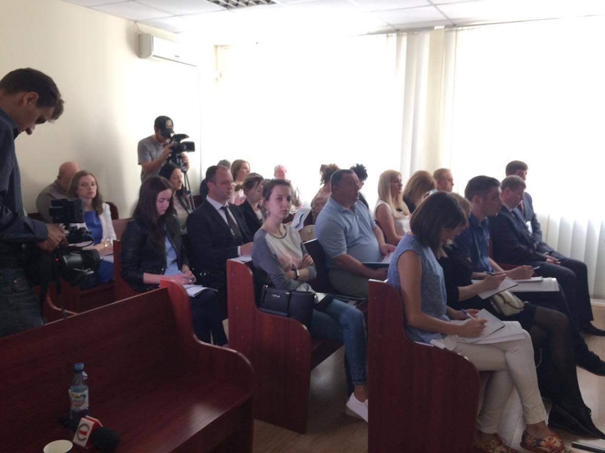 Окружний адміністративний суд Закарпатської області взяв участь у телемості