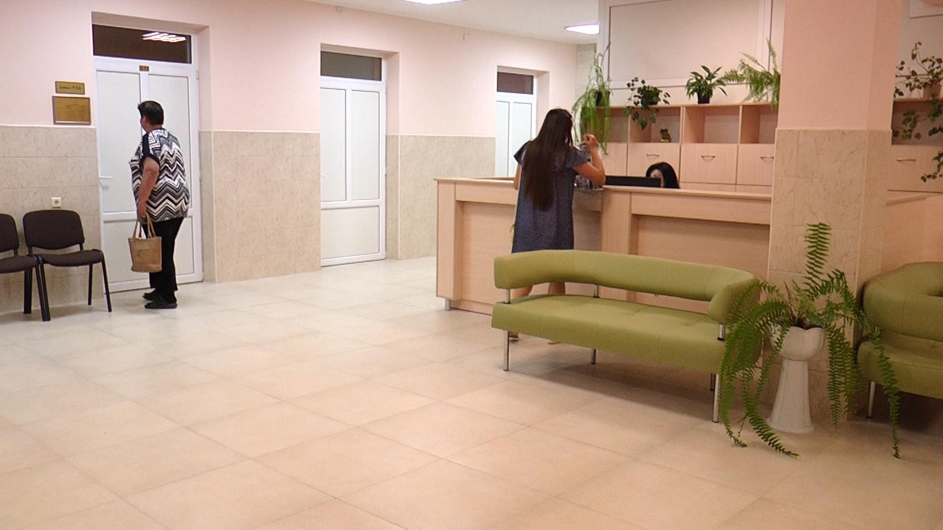 У Мукачівській ЦРЛ відкрили відділення жіночої консультації європейського зразка (ВІДЕО)