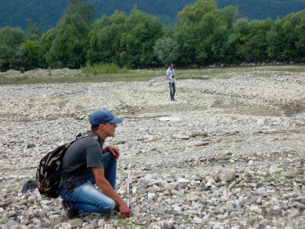 На Тячівщині чистять русла річок