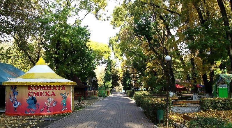 В Ужгороді хочуть ліквідувати парк «Боздоський»