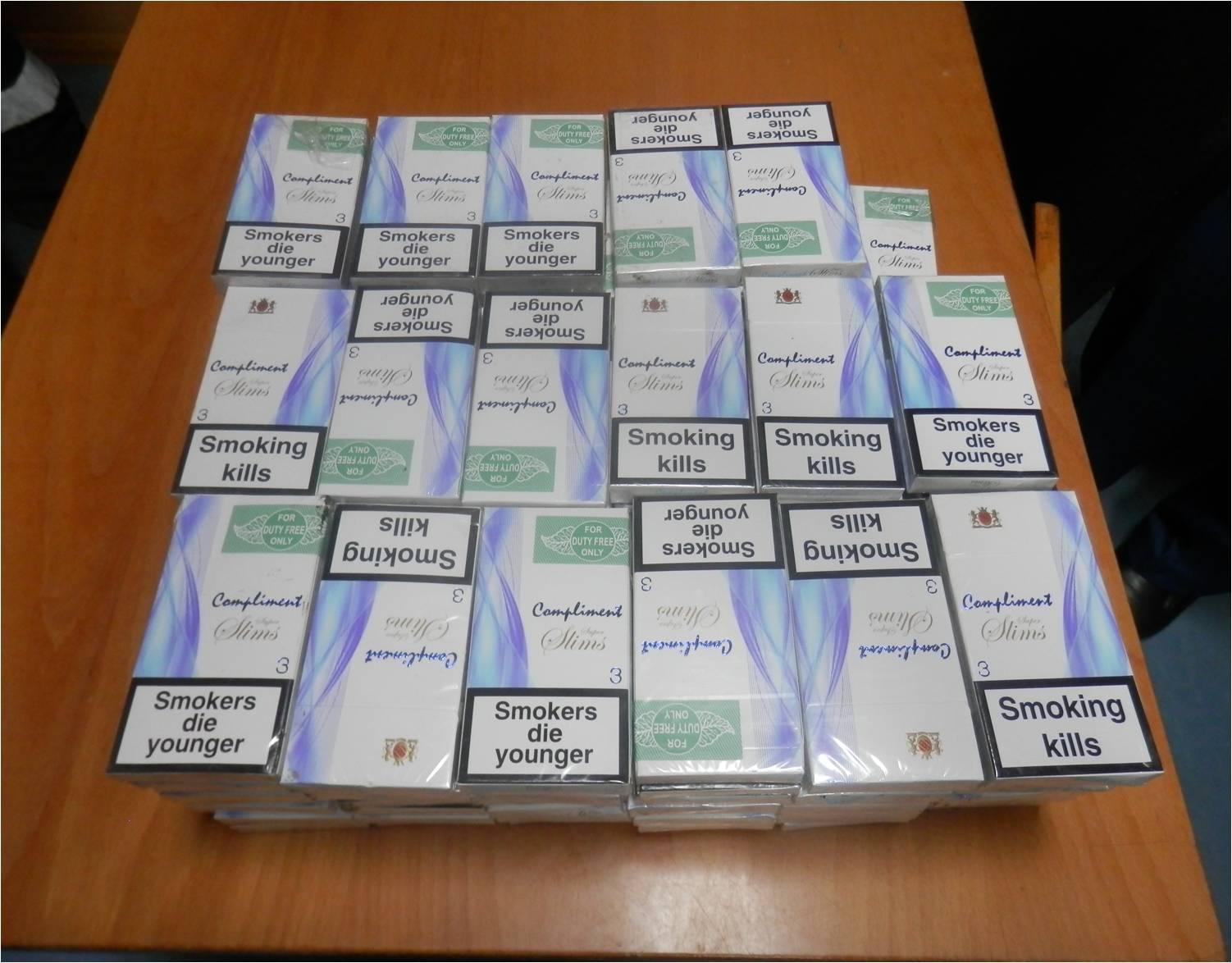 Прикордонники Мукачівського загону виявили цигарки в паливному баці