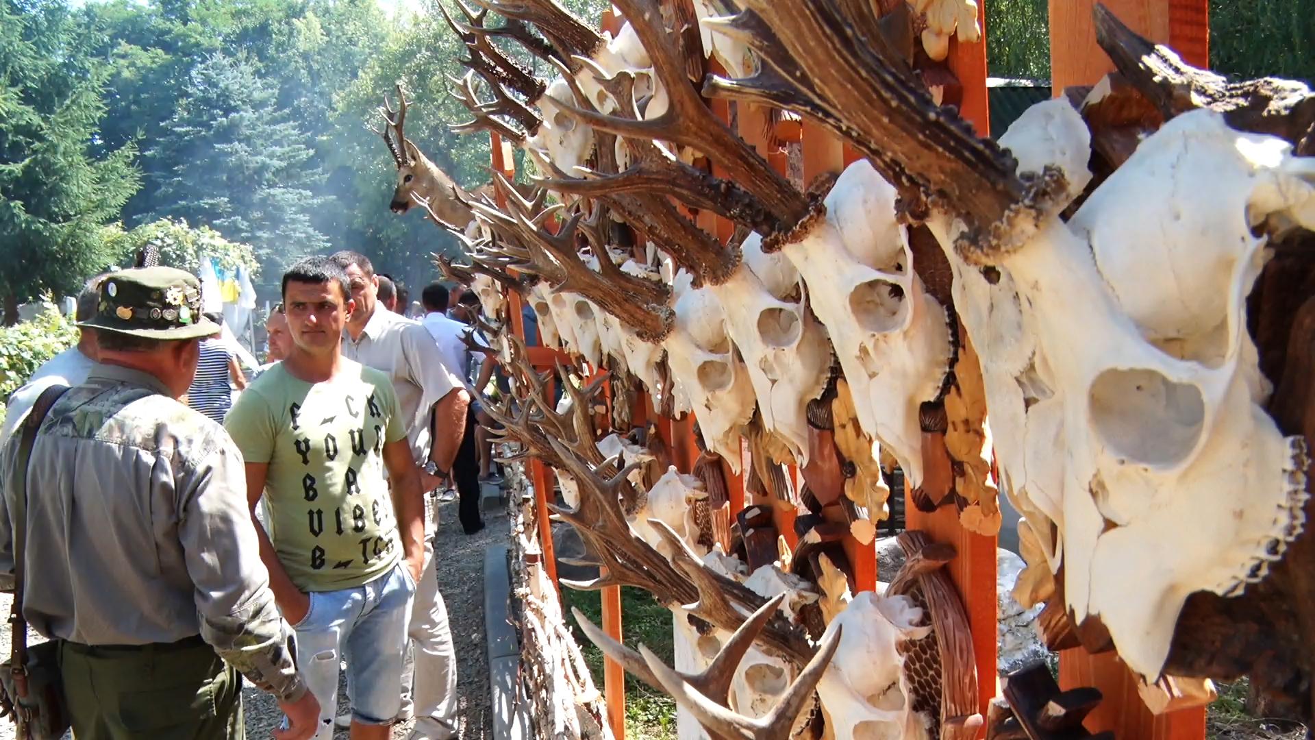 На Виноградівщині відбувся перший міжнародний мисливський фестиваль (ВІДЕО)