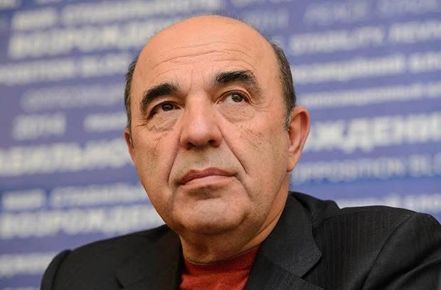 Вадим Рабинович про Віктора Медведчука (ВІДЕО)