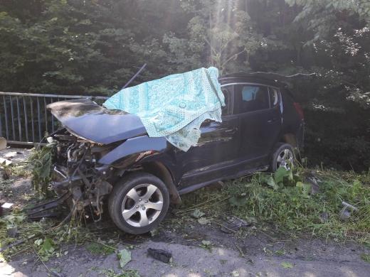 Львів'янка загинула на закарпатській автодорозі