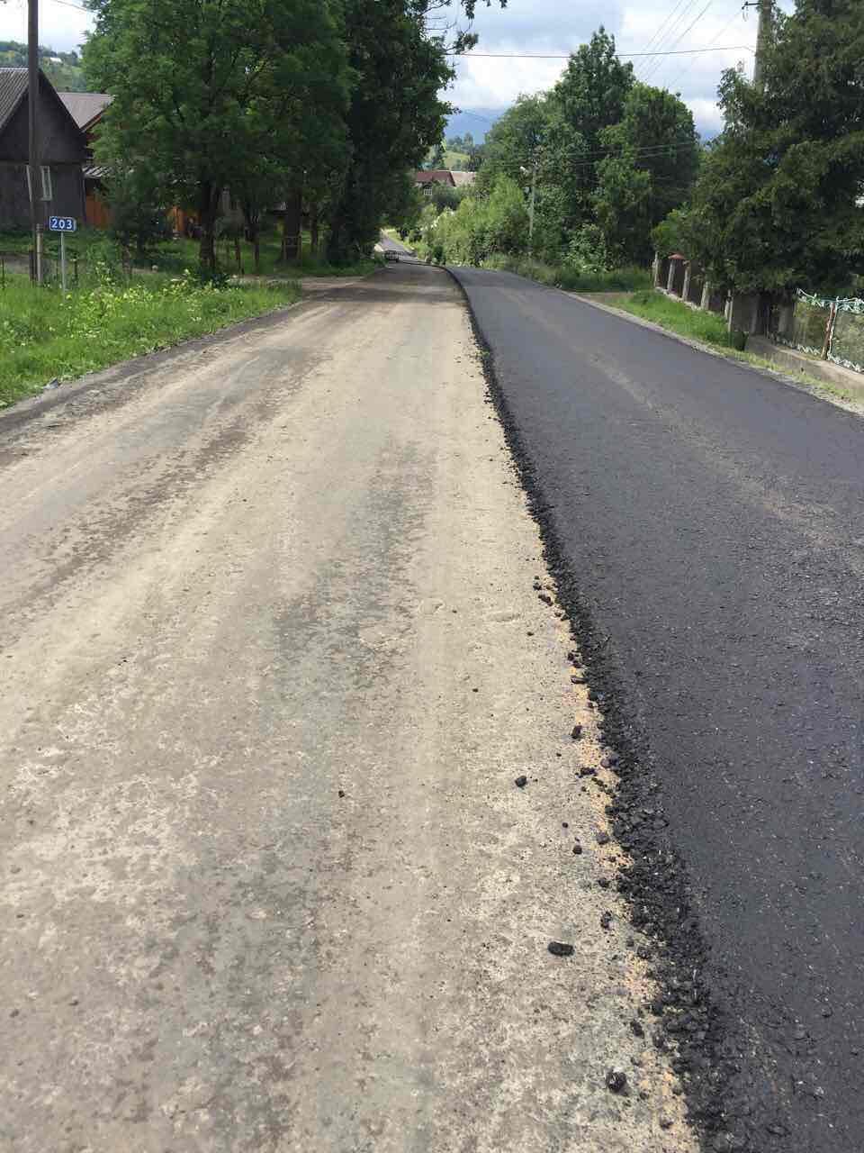 Дорожній експеримент: форсований капітальний ремонт