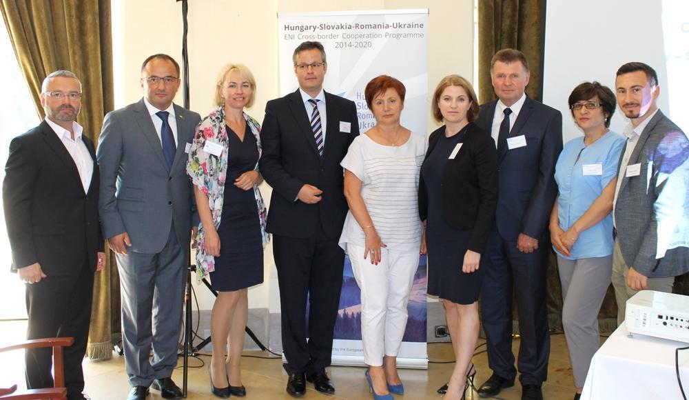 Закарпатська делегація взяла участь у потужній конференції