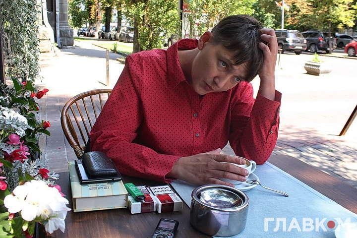 Савченко: Медведчук і є український народ