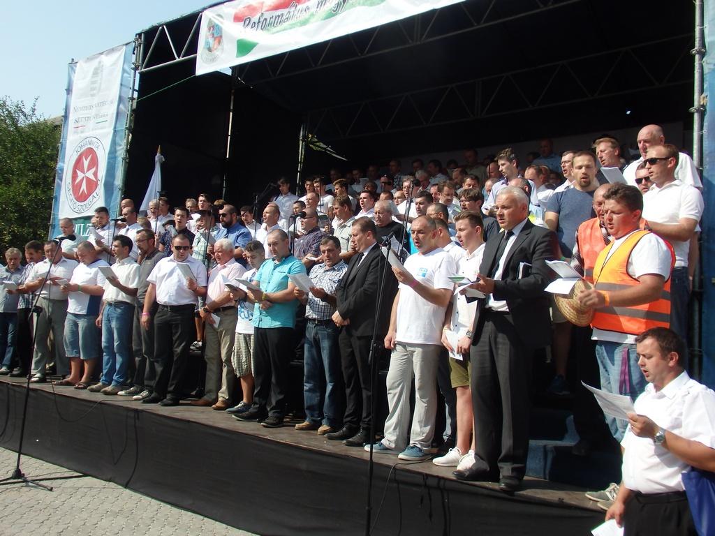 Реформаторський сімейний день у Великій Доброні: більше 7000 учасників