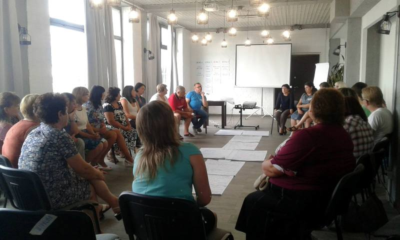 Закарпатські бібліотекарі стали учасниками навчального курсу, що проходив у Львові