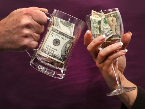 Підвищено роздрібні ціни на алкоголь