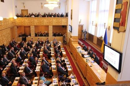 Програму приватизації майна територіальних громад розглянуть закарпатські депутати