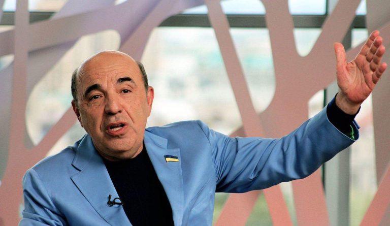 Вадим Рабинович: Поки не пізно, нехай добрі люди з «Оппоблока» переходять в «За життя»