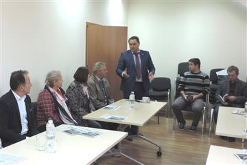 Старости сіл східної Словаччини вивчали хід та результати децентралізаційної реформи на Закарпатті