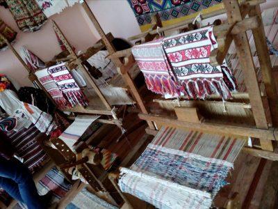 На Виноградівщині досі підтримують ткацьку справу