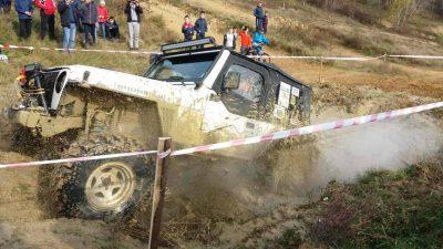 «Карпати трофі»: на Свалявщині екстремали шалено драйвують по бездоріжжям гір