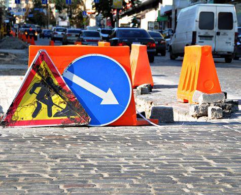 На Тячівщині триває поточний ремонт доріг