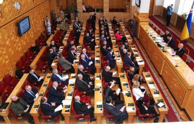 Депутати Закарпатської облради переймаються соціальним захистом громадян