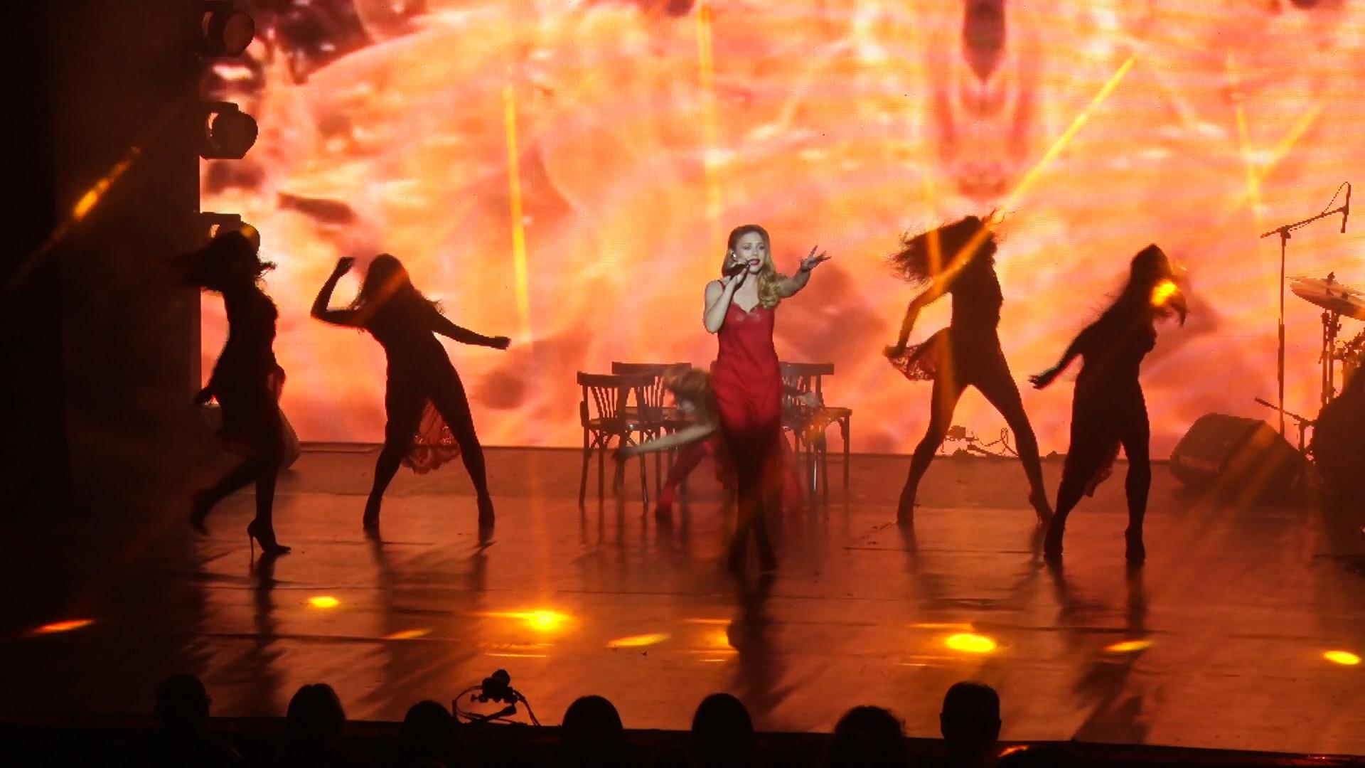 Тіна Кароль дала два концерти в Ужгороді (ВІДЕО)