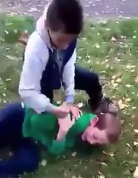 Бійка у Мукачівській ЗОШ (ВІДЕО)