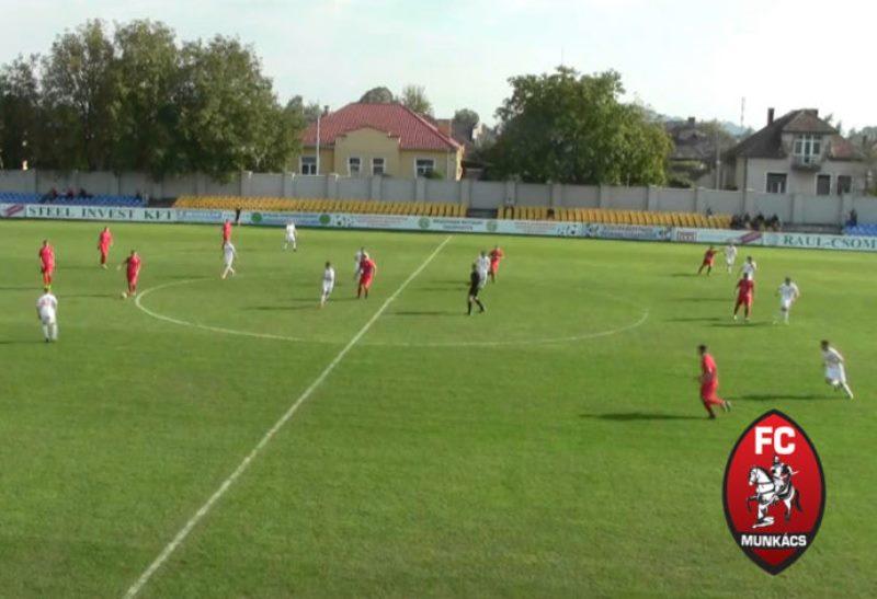 Драматичний матч відбувся у Мукачеві