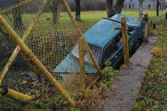 Поліція встановлює всі обставити аварії на Тячівщині, де постраждала неповнолітня