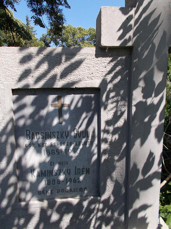 В Берегові похований власник рукопису Гоголя та автографа Пушкіна