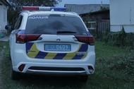 На Іршавщині зупинили нетверезого водія