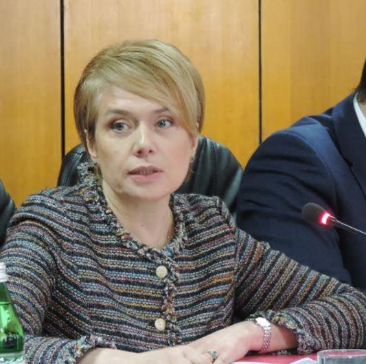Лілія Гриневич на Берегівщині