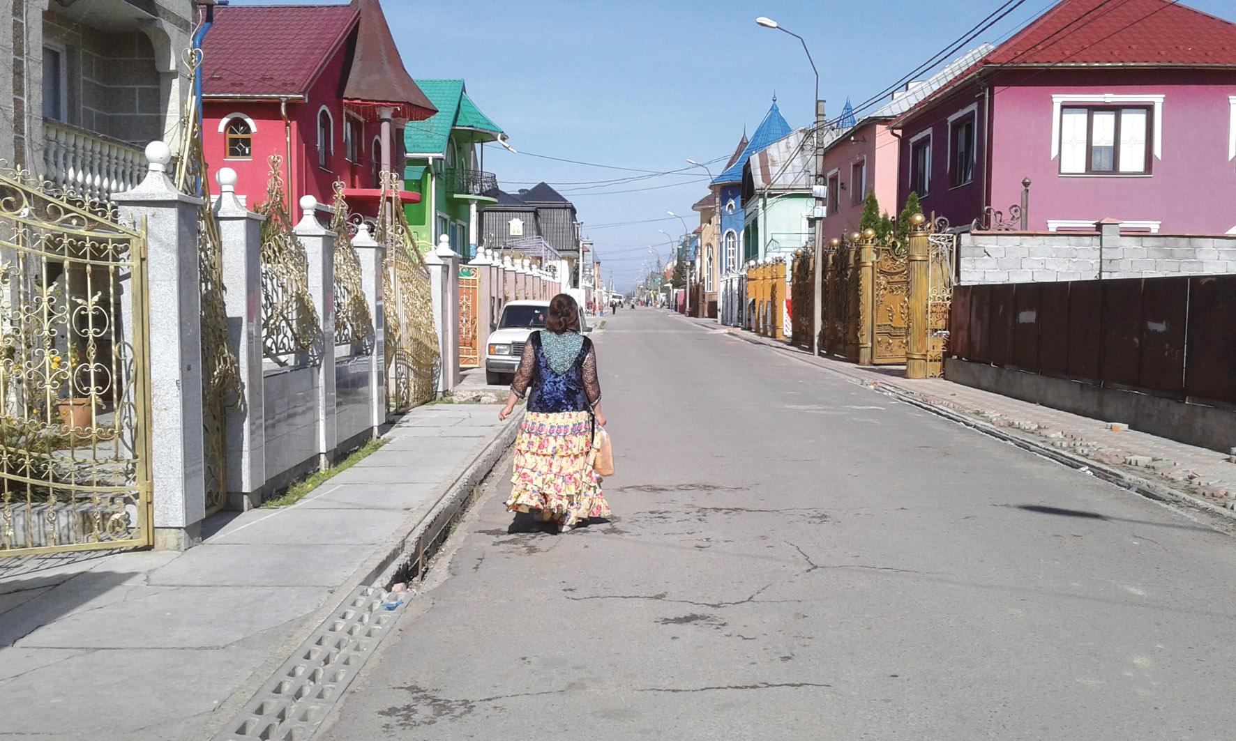 Деякі циганські родини на Закарпатті за місяць заробляють понад 10 тис.дол.
