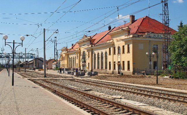 Укрзалізниця хоче перетворити вокзал у Мукачеві на транспортний хаб