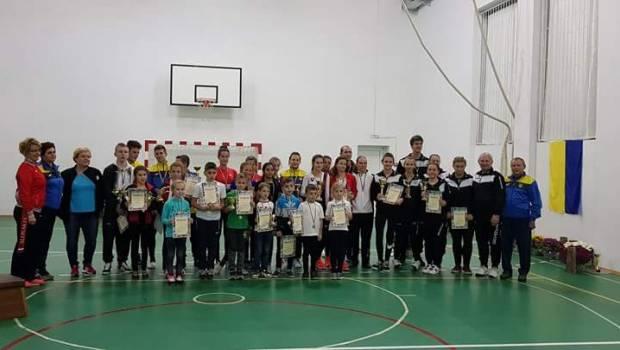 Берегівщина приймала відкритий чемпіонат України з велоспорту в залі