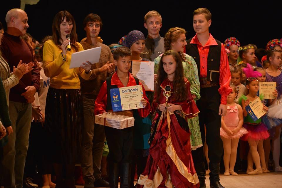 Ужгородський дитячий колектив приїхав зі Всеукраїнського фестивалю з нагородами