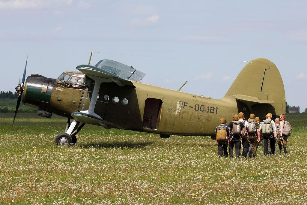 В 1960-х роках у Берегова був власний аеродром