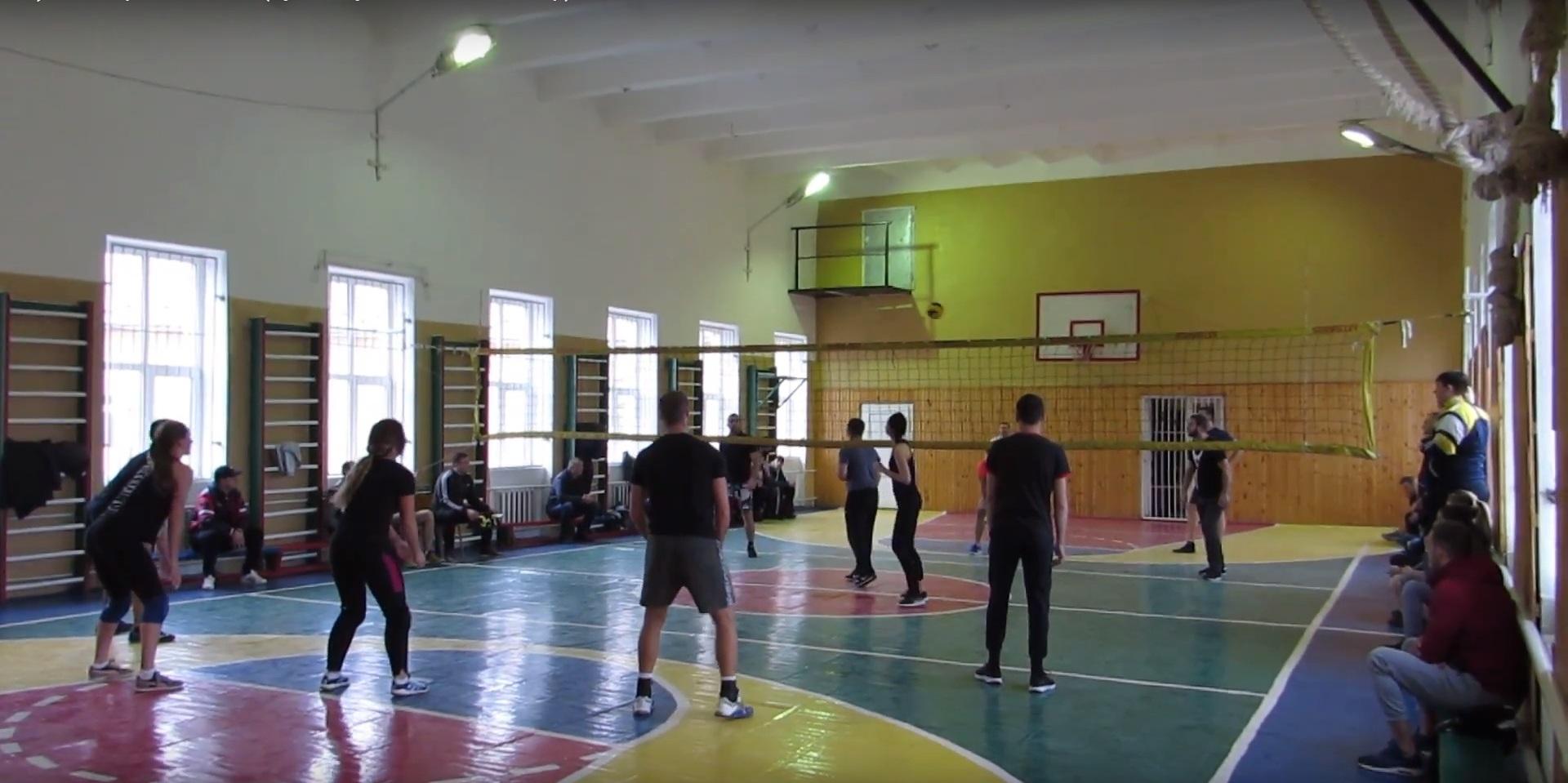 У місті над Латорицею відбувся турнір Мукачівського району з волейболу (ФОТО / ВІДЕО)