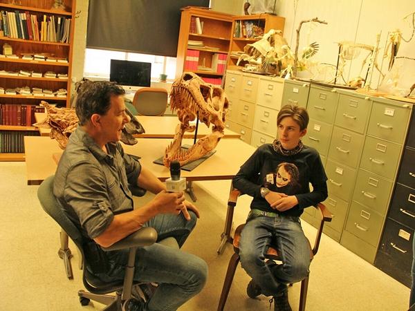 Хворий 13-річний закарпатець зацікавив американського вченого зі світовим ім'ям