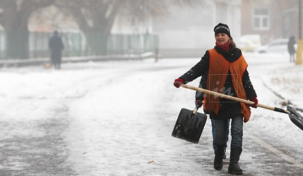 Чим сьогодні зайняті комунальники Ужгорода?
