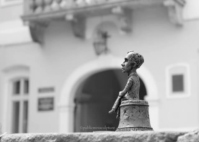 Не пропустіть! Завтра в Ужгороді відкриють ще дві міні-скульптури
