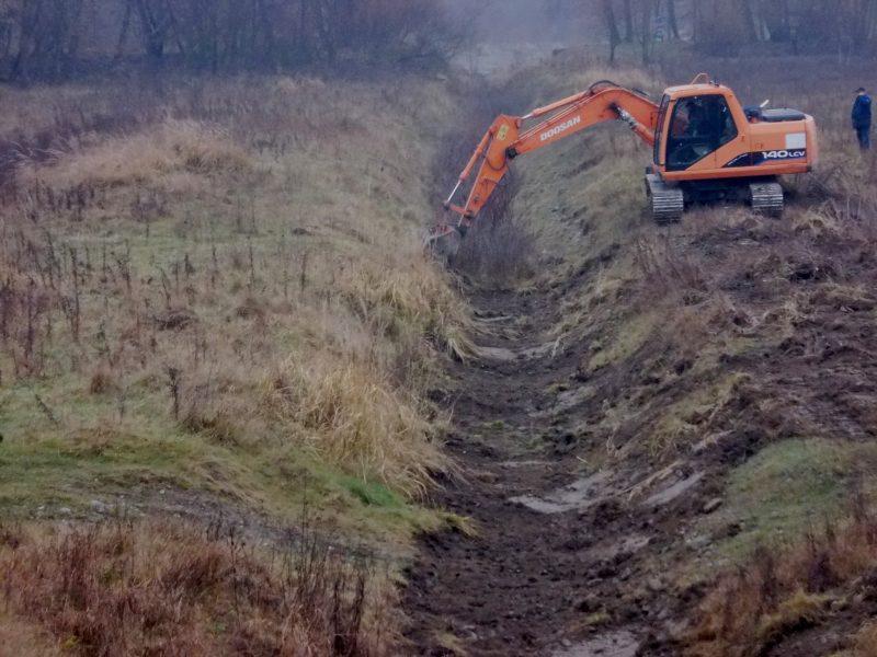 В селі Бедевля Тячівського району здійснено поточний ремонт випускної споруди