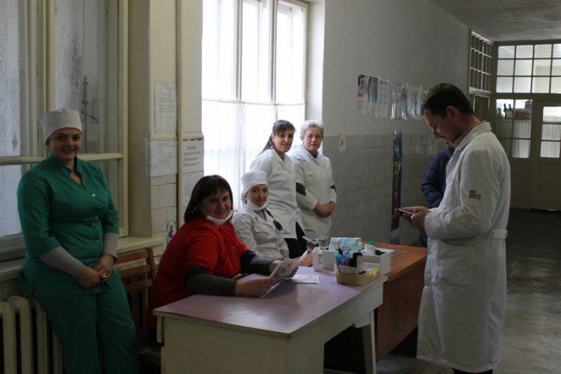Іршавська ЦРЛ відкрила двері оновленого інфекційного відділення