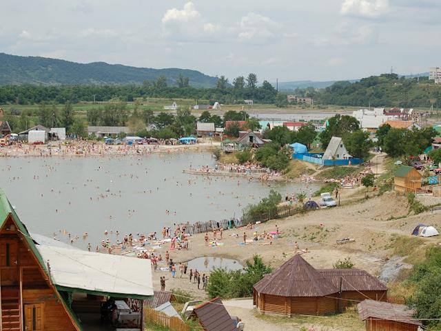 Найсолоніше озеро України знаходиться на Закарпатті