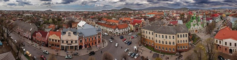 3 міста Закарпаття увійшли до рейтингу невеликих міст України, де можна гарно і недорого відпочити