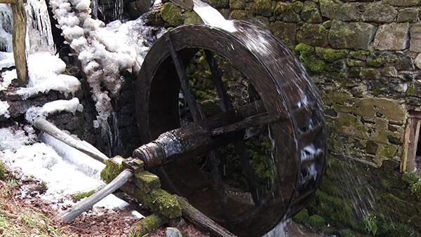 На Іршавщині працює унікальний млин (ФОТО)