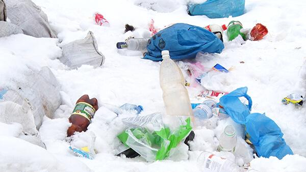 Колочава потопає у смітті (ВІДЕО)