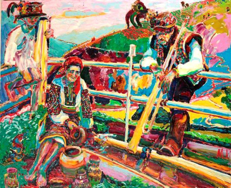 Закарпатські народні казки. Три смішні оповідки з гуцульського фольклору