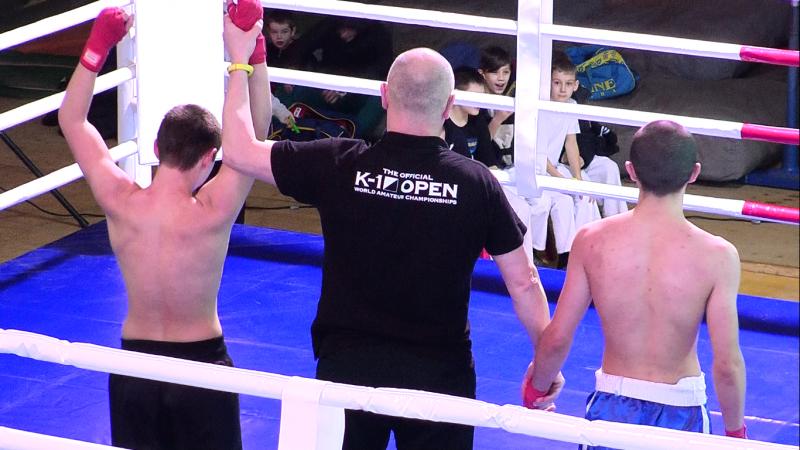 В Ужгороді вперше одночасно пройшли два чемпіонати