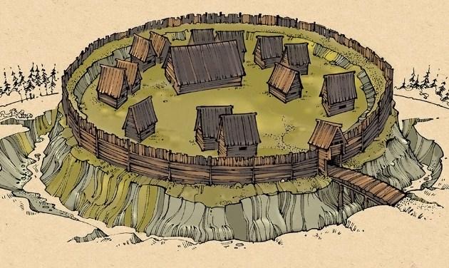 Як планували свої поселення предки закарпатців?