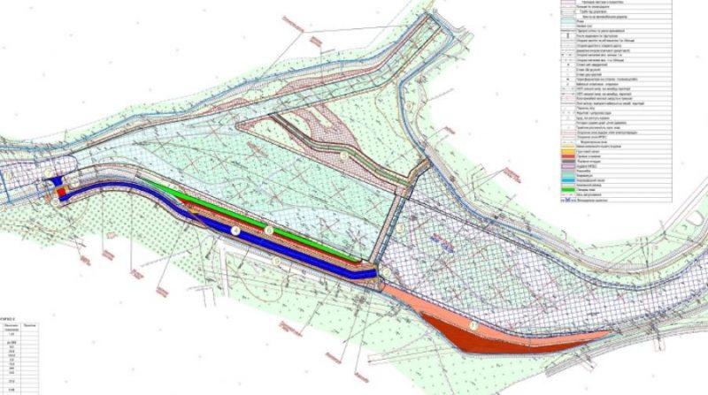 Спливає термін громадських слуханнь щодо скандального будівництва міні-ГЕС у Мукачеві
