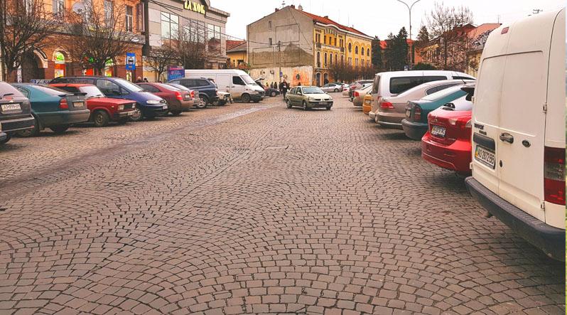 Де знаходиться серце Ужгорода?